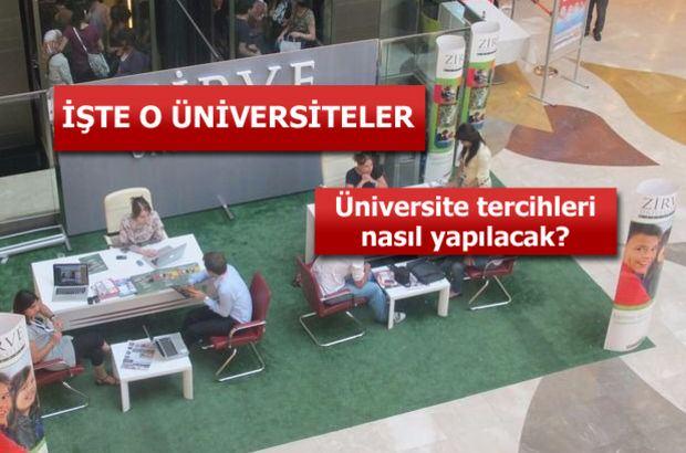 Üniversite Tercihleri Nasıl Yapılacak?