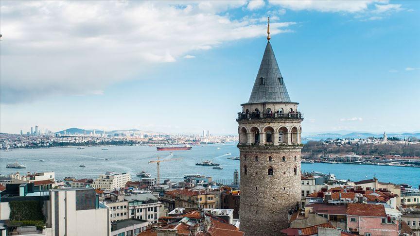 'İstanbul'u ziyaret eden yabancı sayısında tarihi rekor kırıldı'