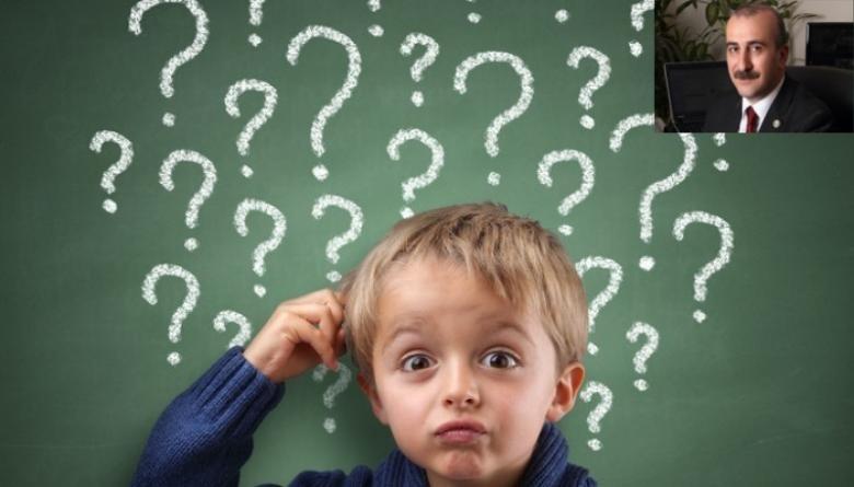 Eyvah! Çocuğum çok soru soruyor…