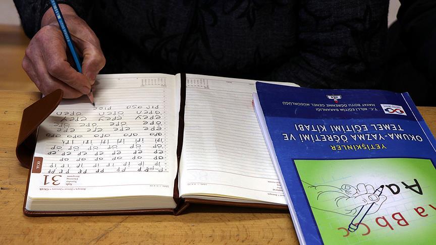 MEB okuma yazma seferberliği için sahaya iniyor