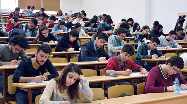 YKS sınavında bölümlerin puan türleri değişmedi