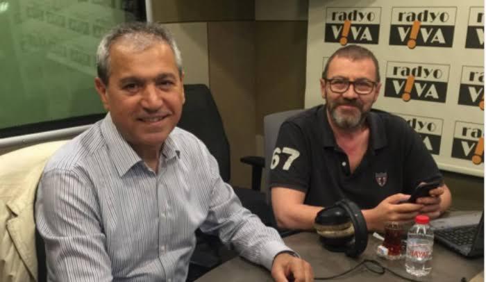 Abbas Güçlü Radyo Viva'da sorularınızı yanıtlıyor