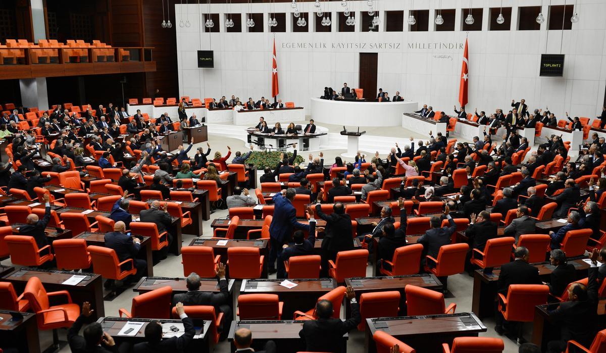 Türkiye-Wikipedia Süreci Meclis Gündemine Taşındı