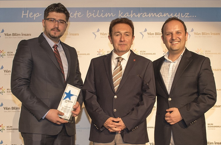 4. Genç Bilim İnsanları Ödülleri sahiplerini buldu