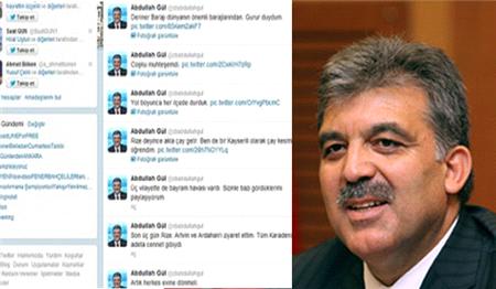 Abdullah Gül kapatılan Twitter'dan yasağı eleştirdi