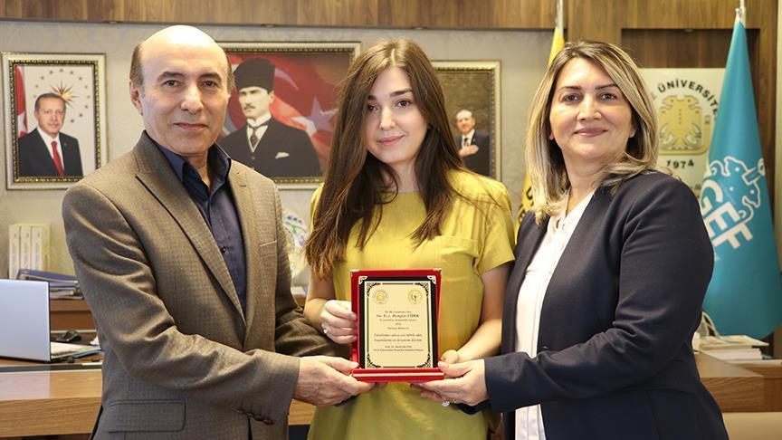 Fakültesinin ilk mezunlarındandı, 2018 EUS Türkiye birincisi oldu