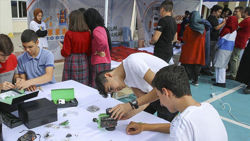 'Bilim Seyyahları Projesi 4' başladı