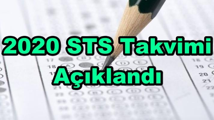 2020 Yılı Seviye Tespit Sınavı (STS) Takvimi Belirlendi