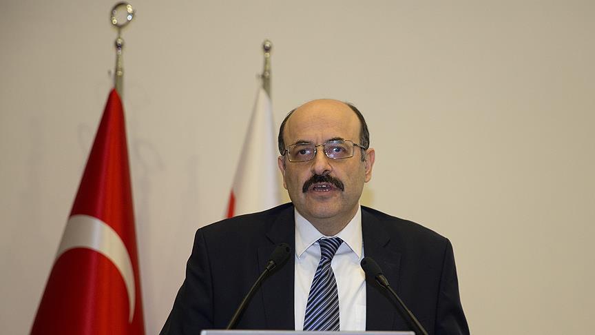 YÖK Başkanı Saraç'tan rektör ve dekanlarla açıköğretim toplantısı