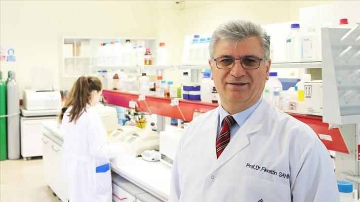 İlim Yayma Büyük Ödülü sahibi Prof. Dr. Şahin'den yerli ilaç projesi