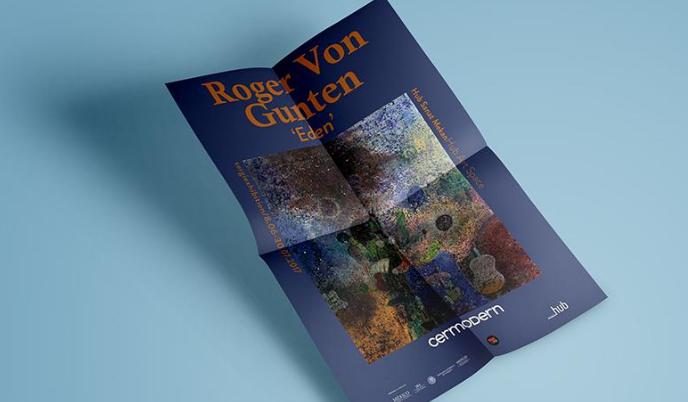 """CerModern'de """"Roger Von Gunten Sergisi"""""""