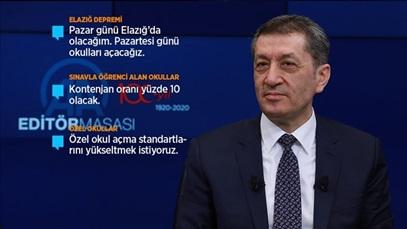 """""""Sınavla öğrenci alan okullarda kontenjan oranı yüzde 10 olacak"""""""