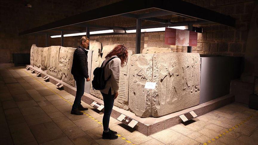 Başkentte 'Bir Zamanlar Selçuklu' sergisi açıldı