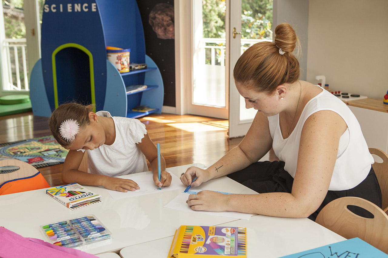 Çocuklara gelecek vadeden bir eğitim