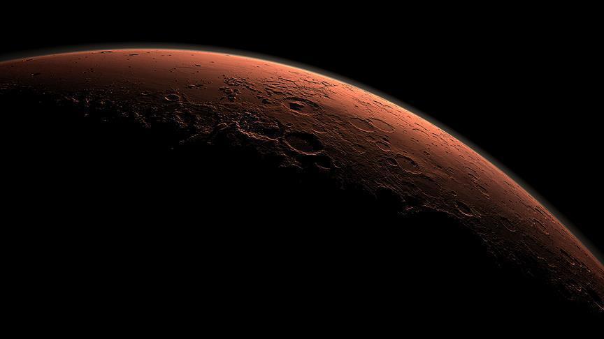 Mars Dünya'ya en yakın konumda
