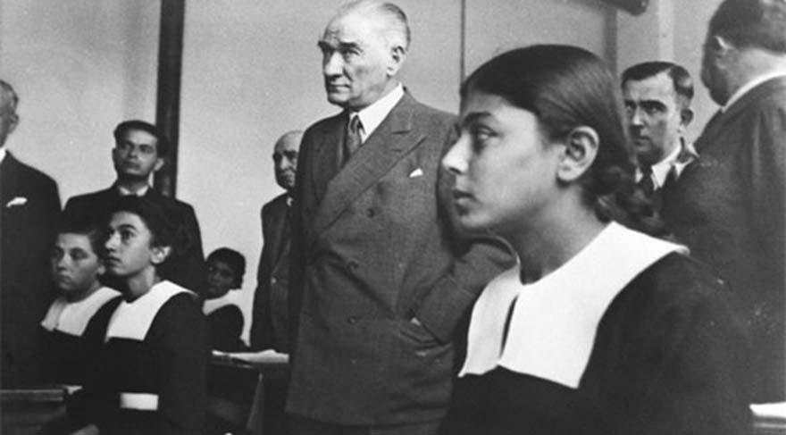 Tarih dersleri Atatürk'ten arındırılıyor mu?