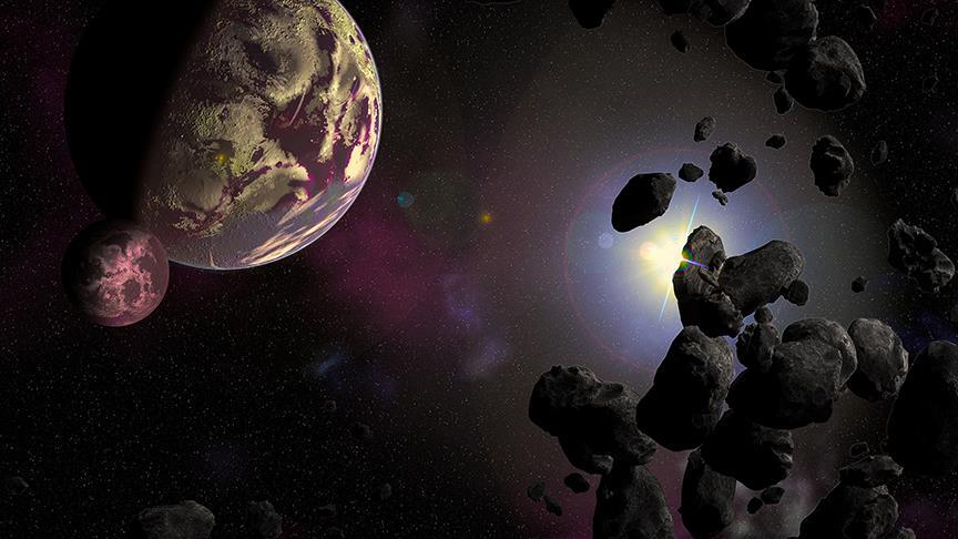 Yaşam elementleri 4,4 milyar yıl öncesindeki çarpışmaya dayanıyor