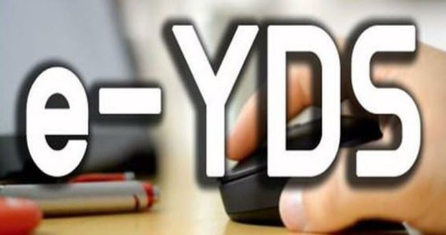e-YDS başvuruları başladı!