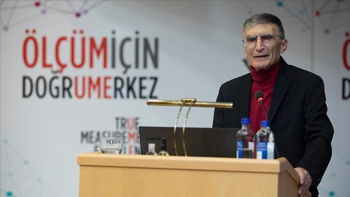 Nobel ödüllü Aziz Sancar: Kanun zorlamasa bile aşı olmak gerek