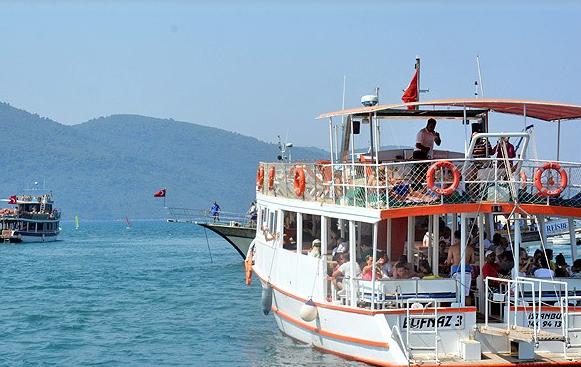 Yerli turistin tercihi günübirlik turlar