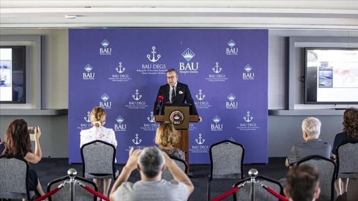 BAU Denizcilik ve Global Stratejiler Merkezi açıldı