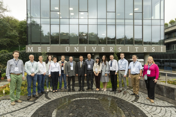 Avrupa Birliği Projesi'nin dördüncü toplantısı MEF'te başladı