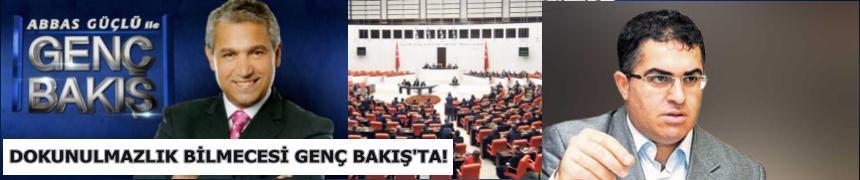 DOKUNULMAZLIK BİLMECESİ GENÇ BAKIŞ'TA!
