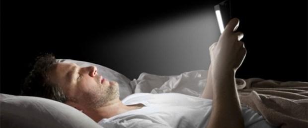 Sağlığınız İçin e-kitap Uyarısı