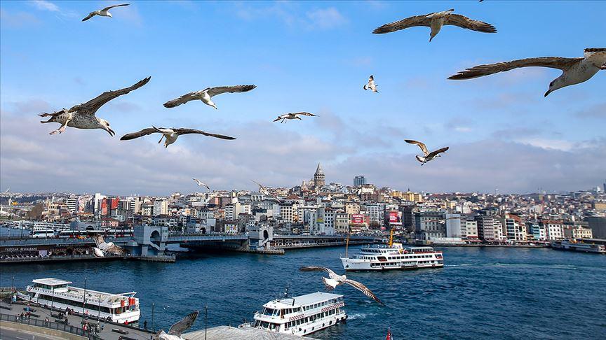 Marmara'da sıcaklık mevsim normallerinin üstünde