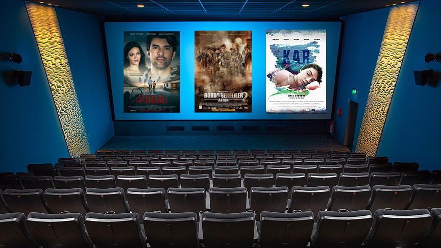 Bugün 9 yeni film izleyiciyle buluşuyor