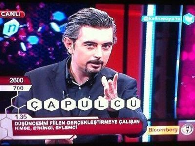 Kelime Oyunu'nda Gezi Parkı'na Gönderme