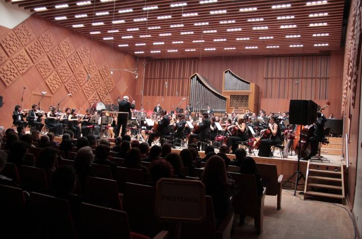 TED Senfoni Orkestrası Geleneksel Yeni Yıl Konseri 3 Ocak'ta Ankara'da!