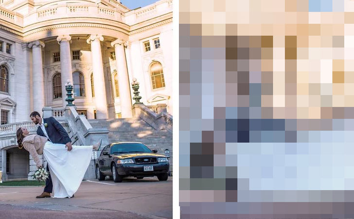 Resimdeki arabayı yok etmesini istediler! Bakın o ne yaptı...