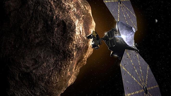 NASA'nın Lucy misyonu, 12 yıl boyunca Güneş Sistemi'nin fosillerini araştıracak