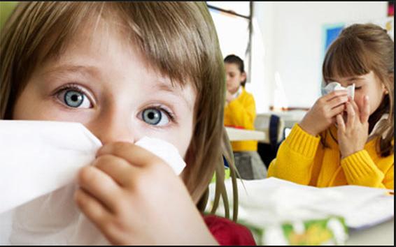 Çocuğunuzu Okul Hastalıklarından Koruyun
