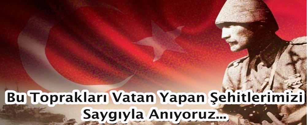 18 Mart Çanakkale Zaferi'nin 104. yıl dönümü!