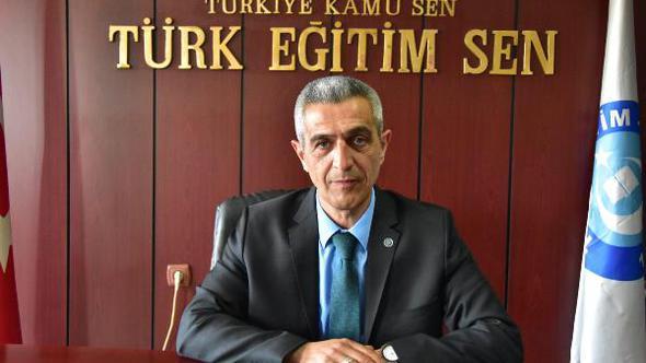 Türk Eğitim-Sen: YGS'den sonra bitişik eğik el yazısı açıklaması manidar