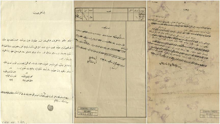 """""""Osmanlı'nın engellilere verdiği önem arşiv belgelerinde!"""""""
