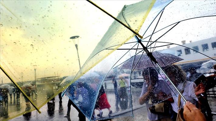 Arabistan sıcakları gidiyor, İstanbul'da yarından itibaren lokal yağış bekleniyor