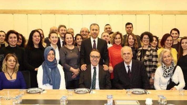 """""""İstanbul'u Okuyorum Projesi"""" başladı"""