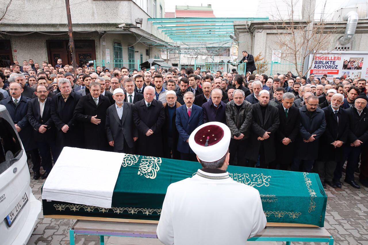 Gaziosmanpaşa eski Belediye Başkan Yardımcısı Muzaffer PELİSTER vefat etti