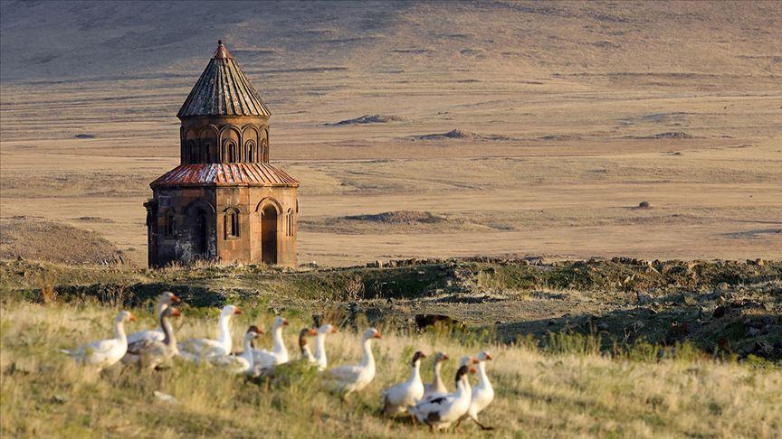 'Medeniyetler Beşiği' Ani sonbaharda bir başka güzel