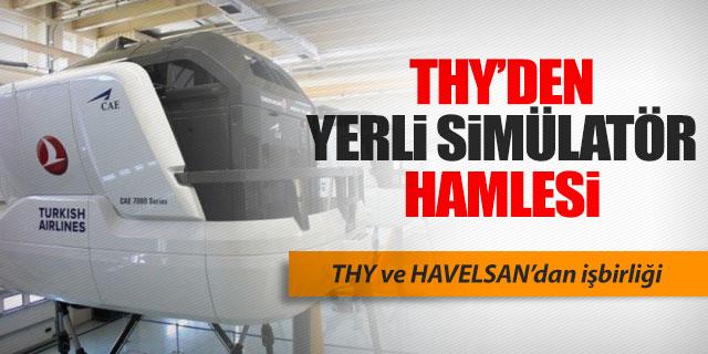 Eğitim Simülatörleri Türkiye'de Üretilecek