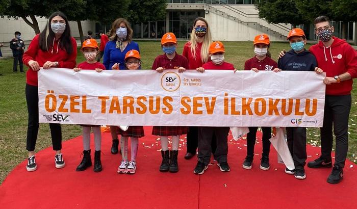 Tarsus SEV İlkokulu öğrencileri ABD'de Türkiye'yi temsil edecek