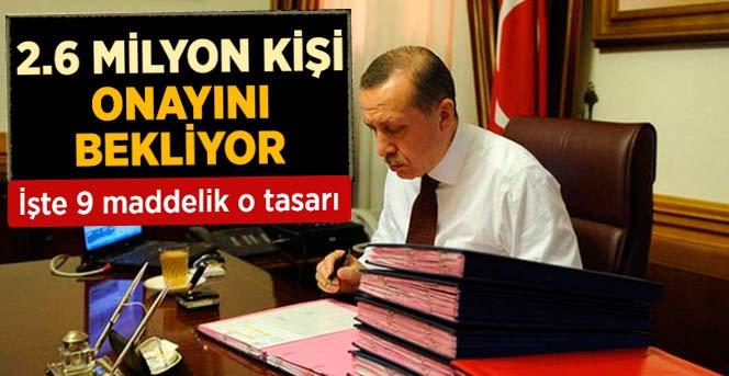 2.6 Milyon Kişinin Gözü Başbakan Erdoğan'da