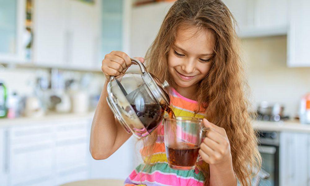 Çocuğunuza antibiyotik yerine ıhlamur içirin