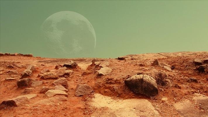 Çin, Zhurong'u Mars'a iniş yaptı