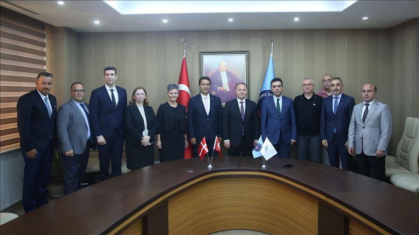 Akdeniz Üniversitesi ile Novo Nordisk Türkiye arasında iş birliği