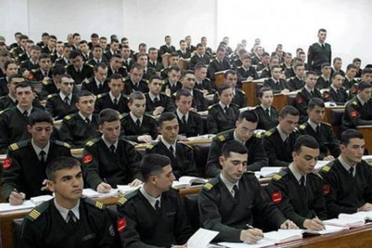 Askeri öğrenci sınavına başvurular bugün sona eriyor