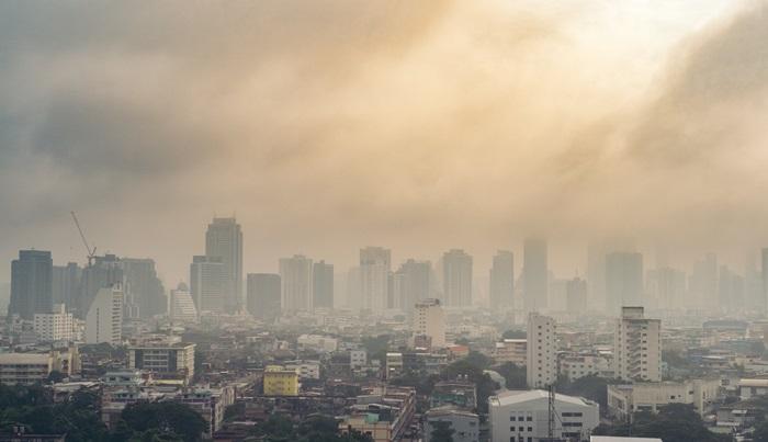 Hava kirliliği Kovid-19'da ölüm riskini artırıyor